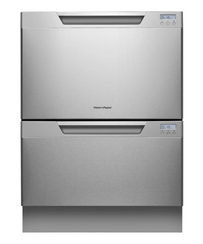 DD60DCX7 - Double DishDrawer™                                                                             Fisher & Paykel $1339