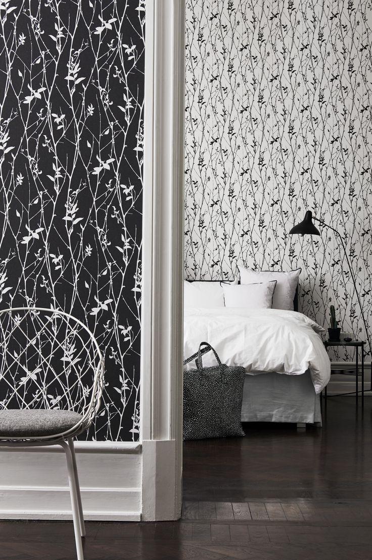 Eco Black & White - Spring Tree 6061