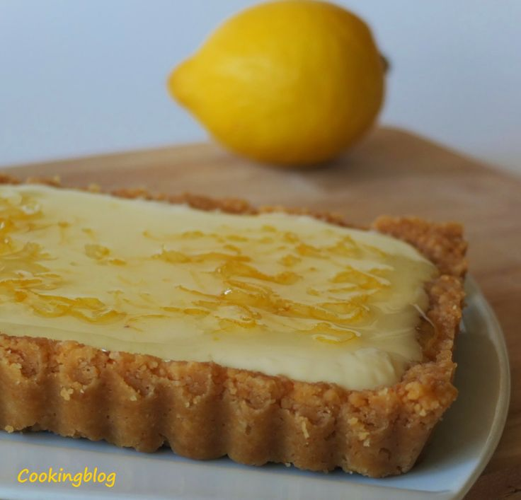 Lemon Cake Delicious Magazine