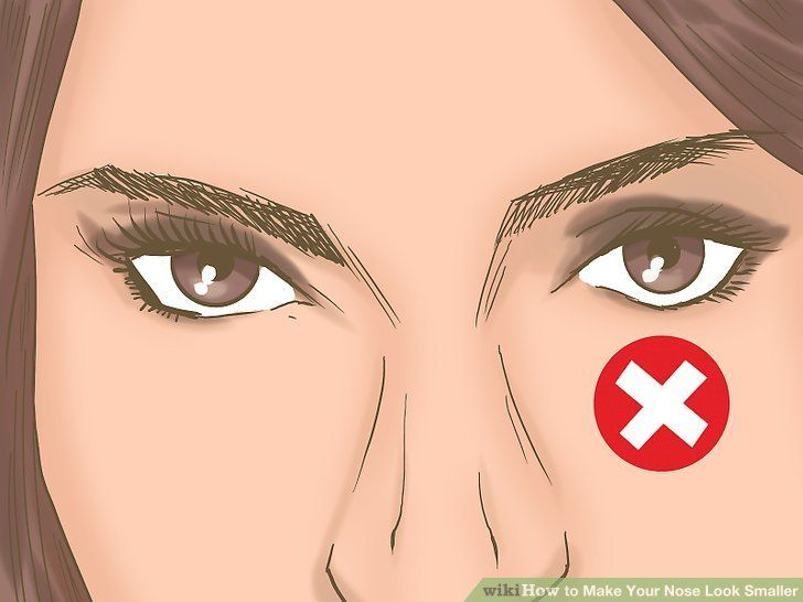 how to fix a crooked nose with contouring