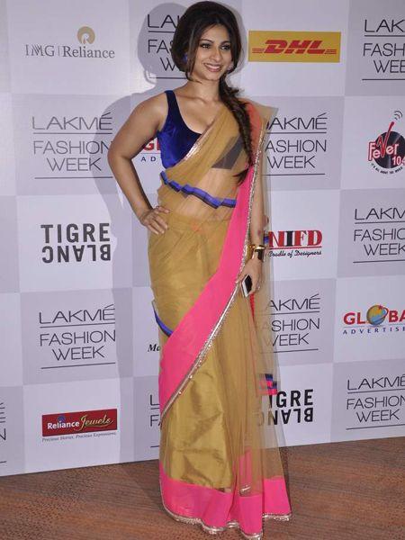 Tanisha Mukherjee ..