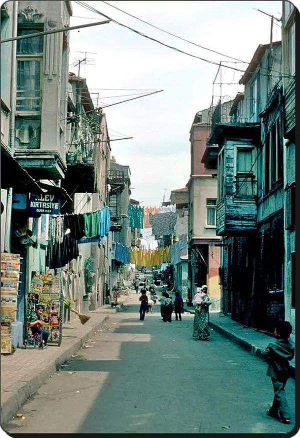 Vefa (1980'ler) İstanbul