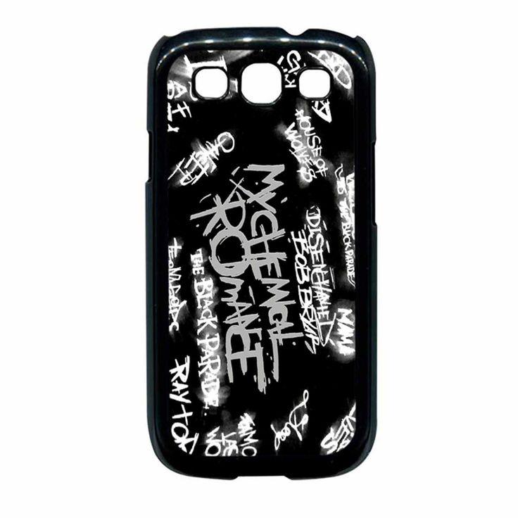 My Chemical Romace Mcr Samsung Galaxy S3 Case