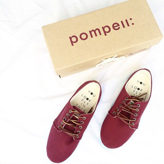 I want try this new pair. Thanks to @pompeiibrand  team