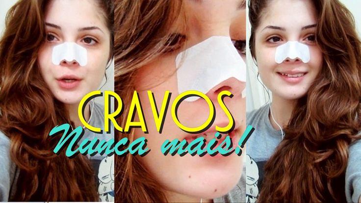RESENHA: Ricca Adesivo para remoção de cravos do nariz | BrunaTV
