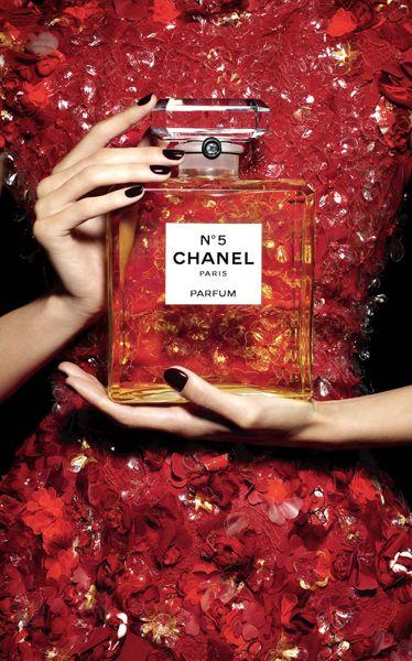Gisele Bundchen - Chanel Nº5