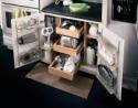 kitchen storage | cabinet organizer | DIY kitchen design