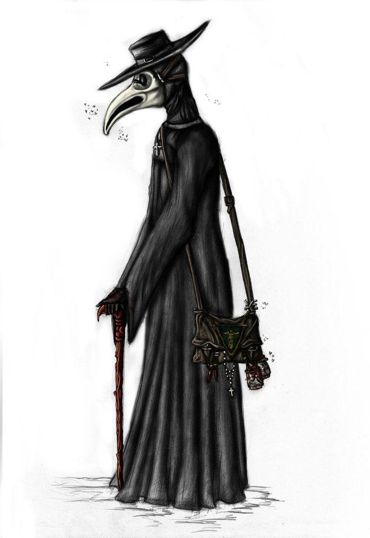 Plague Doctor by Schytelizard94 on DeviantArt