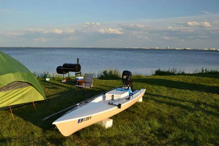 Camping solo skiff style solo skiffs pinterest for Solo fishing canoe