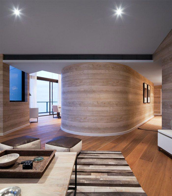 Soft Natural Interior Decor 20 best Curved