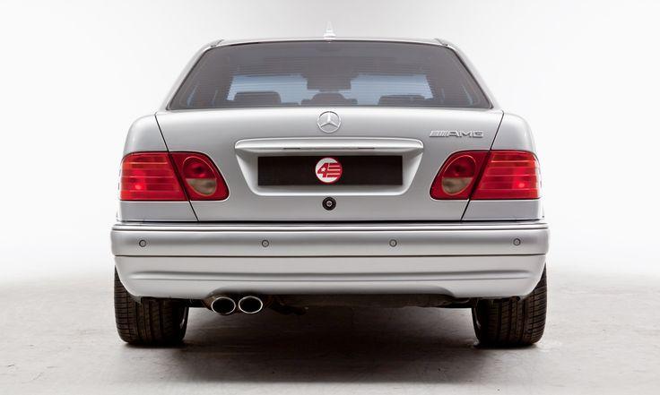 1996  MERCEDES W210 E60 AMG