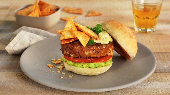 Tacoburger - Familien - Oppskrifter - MatPrat