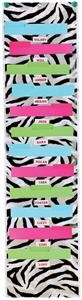 Zebra Filetastic - This visual organizer keeps all your information sorted and at your fingertips. Each Filetastic includes 12 letter-size pockets with clear label holders and white labels. And check out the fun zebra design! #classroom #organization $12.99: Zebra Classroom, Classroom Theme, File Folder, School Stuff, Classroom Ideas, Themed Classroom, Classroom Organization, Zebra Print, Print Classroom