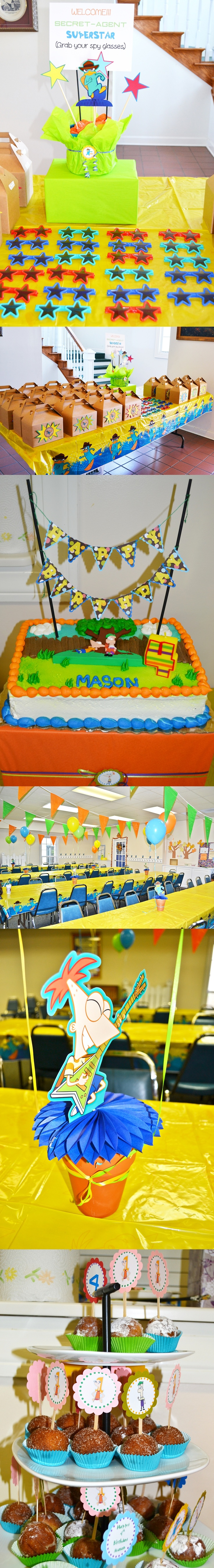 Phineas and Ferb Party!!!