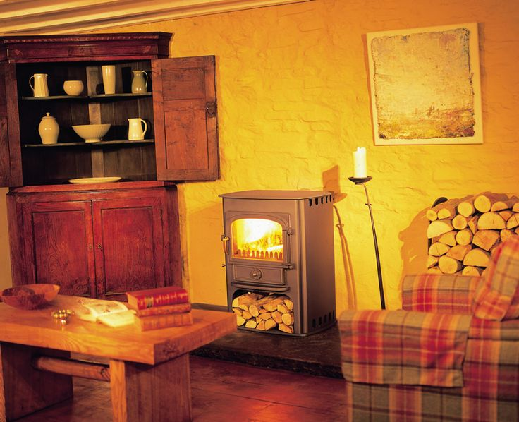Clearview Solution 500 Stove » The Fire Place