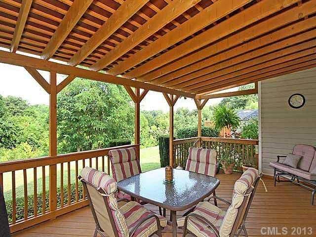 30 best images about rustic front porches on pinterest for Rustic covered decks