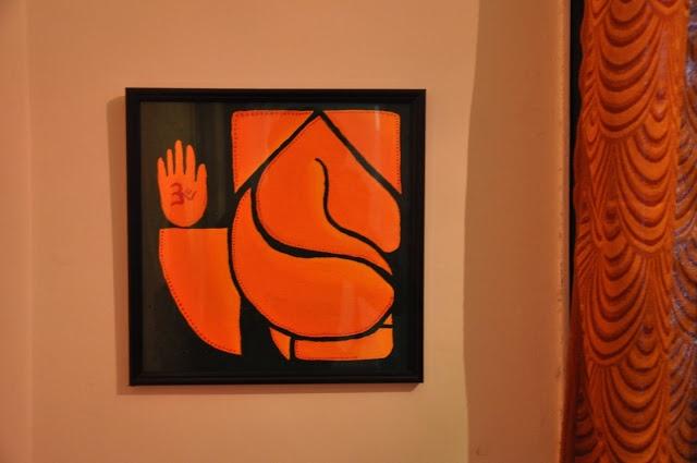 ganesha abstract