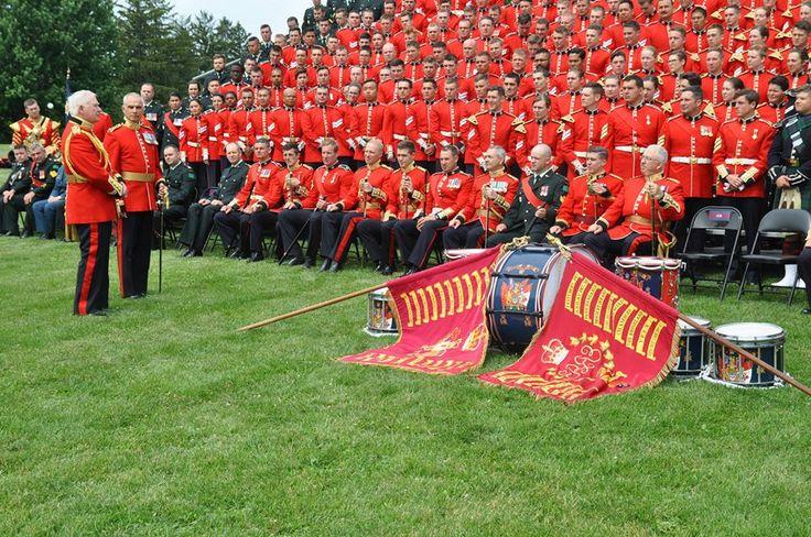 Canadian Ceremonial Guard 2015
