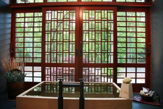 asian window coverings