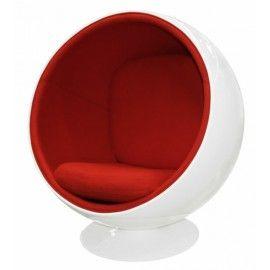Silla Bola. Replica Silla Ball. Encuentra Mobiliario de Diseño con envíos a todo México en www.lasddi.com