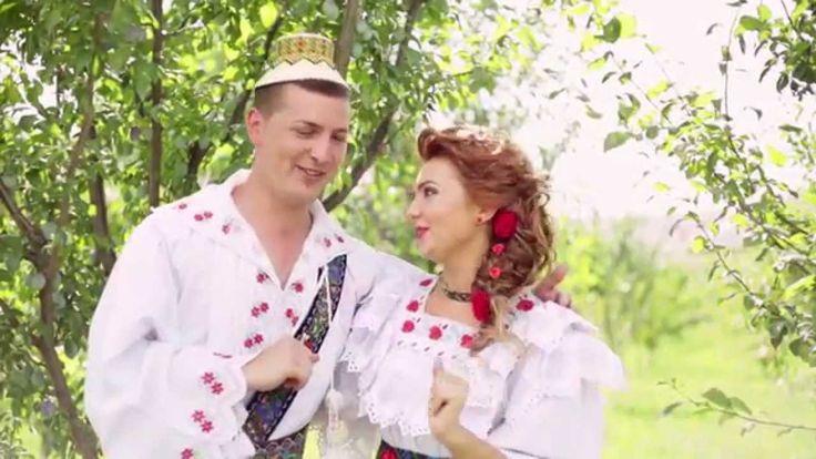 Simona Costin si Ionut Bledea - Am o mandra bihoreanca, bate-o Doamne ca...