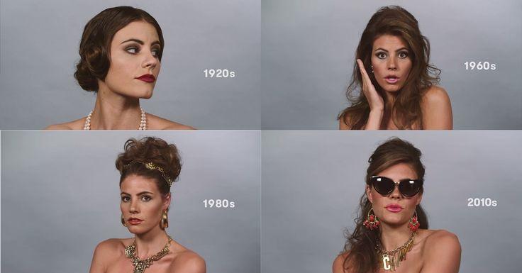 Per le tendenze moda di oggi vi abbiamo preparato qualcosa di davvero speciale: torna il team di Cut.com e questa volta ci presenta una bellezza tutta italiana che in 60 secondi interpreterà la moda capelli di un intero secolo! Insomma, reggetevi forte: siete pronti a vivere 100 anni di moda in un minuto? Seguite il link: www.youtube.com/watch?v=AXQw3OtlJNk