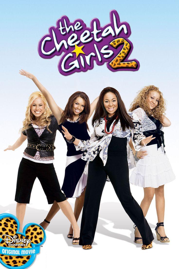 The Cheetah Girls 2 The Cheetah Girls Old Disney Movies Disney Channel Movies