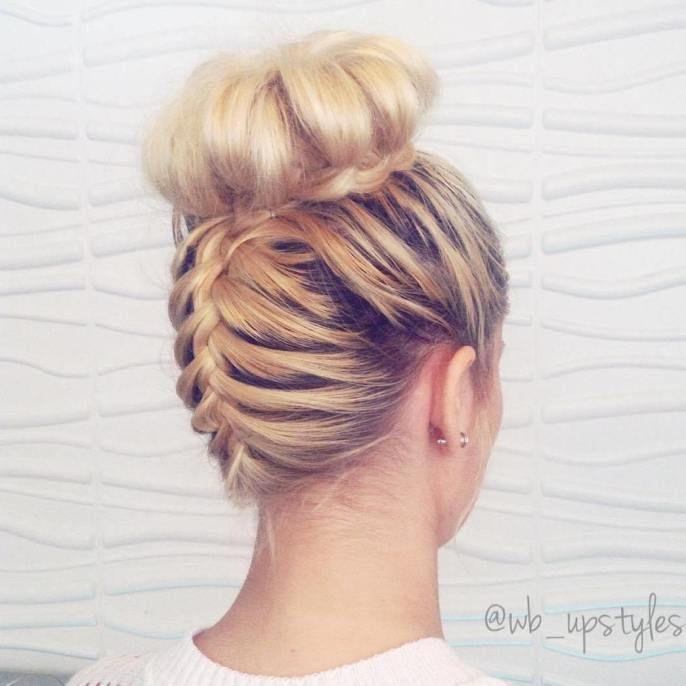 20 Cute Upside Down French Braid Ideas French Braid Hairstyles Hair Styles Braided Hairstyles Updo