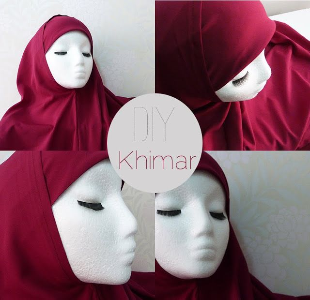 DIY Khimar