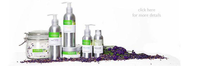 Organic Beauty Products - Flourish Organics