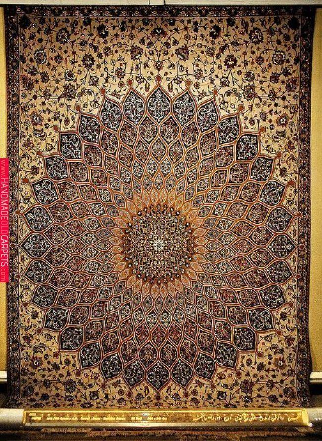 Pin On Persian Carpet