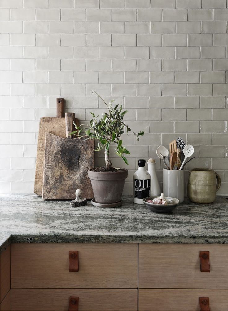 Tile love. - Burch Kitchen back splash