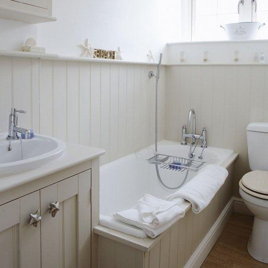 coastal bathroom   Coastal home   Home design ideas   PHOTO GALLERY   housetohome.co.uk