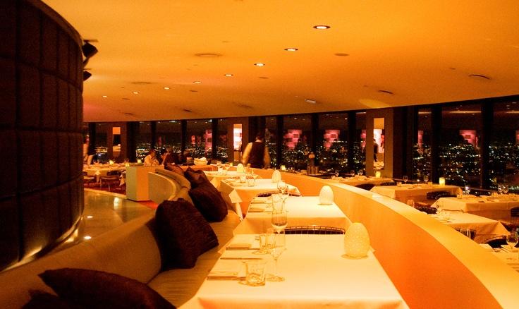 Summit Lounge, Sydney. Very tasty food.