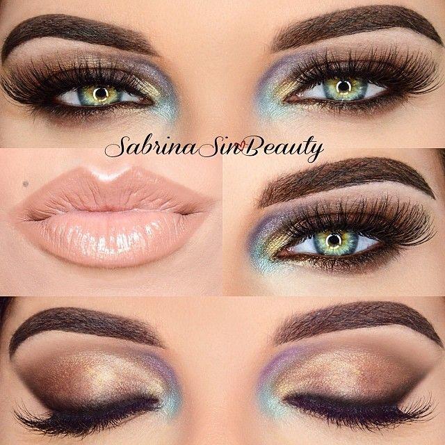 Natural Eye Makeup For Hazel Eyes Makeup Vidalondon