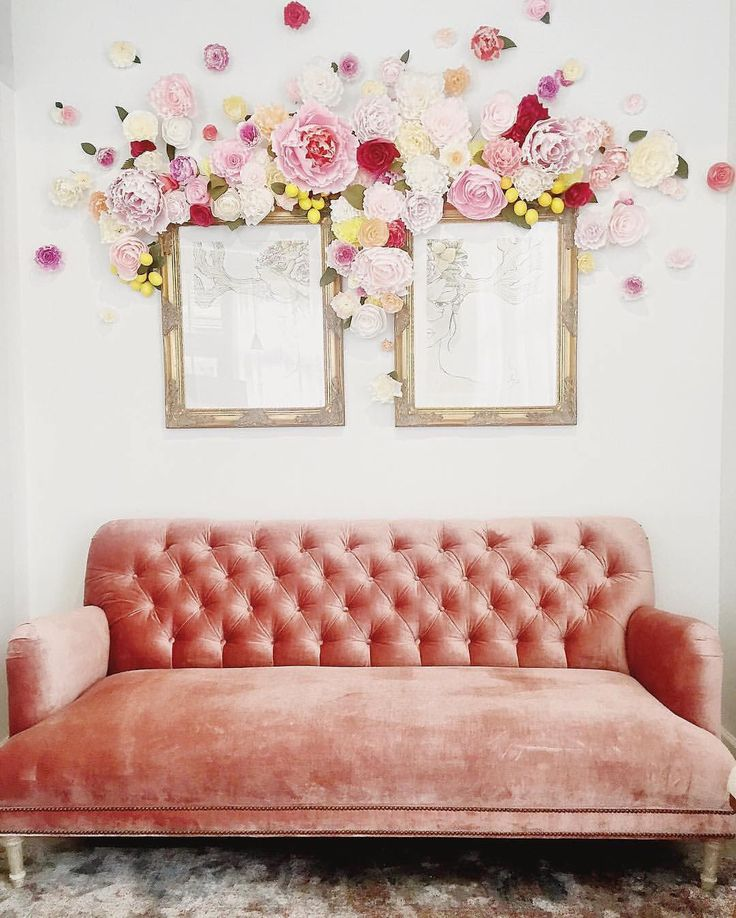Chic decor. | Instagram photo by @anthropologie