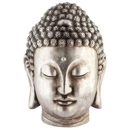 Fernöstlicher Flair durch diesen Buddhakopf ♥ab 24,90♥ Hier kaufen: http://stylefru.it/s595793 #buddha #decoration #meditation