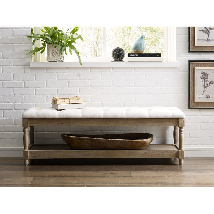 Brodnax Upholstered Storage Bench Upholstered Storage Upholstered Storage Bench Furniture