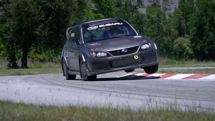 Στα άδυτα των αγωνιστικών Subaru (vid)