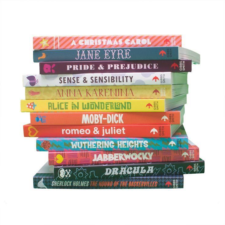 Baby Lit Complete Set - Juniper Books. Includes kid versions of A Christmas Carol, Dracula, Jane Eyre, Romeo & Juliet, Sense & Sensibility, Wuthering Heights, Alice in Wonderland, Moby Dick, Pride & Prejudice, Sherlock Holmes, Jabberwocky and Anna Karenina.