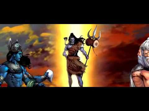 Shiva Promo motion comic trailer-Shiva The Legends Of The Immortal-Book I Vimanika Comics.mp4