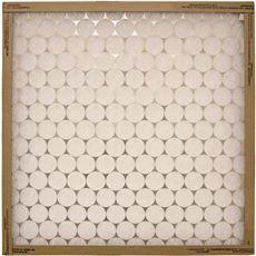 Flanders?? Ez Flow?? Merv 4 Flat-Panel Fiberglass Disposable Air Filter, 11X35X1/2 In., 12 Per Case