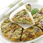 frittata-di-zucchine-e-pinoli-al-forno immagine