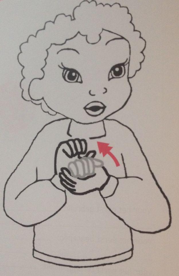 Babygebaren - Mandarijn