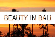 Bali: our home