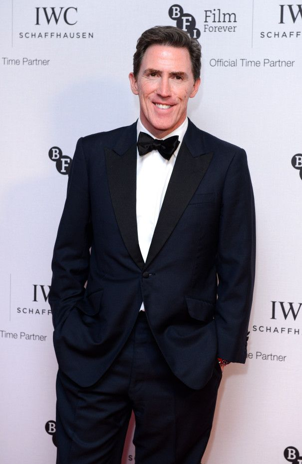 Rob Brydon Dives Into 'Swimming With Men'