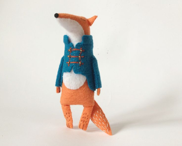 Felt Fox Toy, Stuffed Fox Toy. Felted Miniature Animals, Woodland Animals Softie, Fox Stuffed Animal, Soft Animals, Unique Animals Toys by Amuru on Etsy https://www.etsy.com/listing/280963324/felt-fox-toy-stuffed-fox-toy-felted