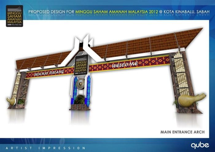 17 Best Images About ENTRANCE ARCH & STAGE DESIGN On
