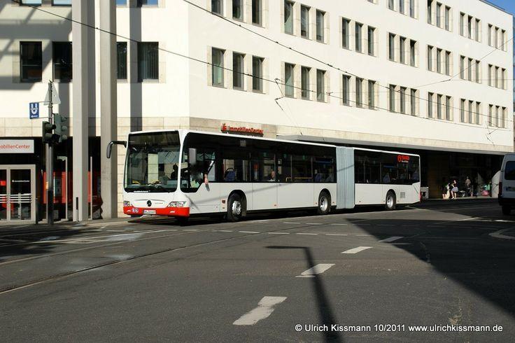 1109 Bonn Stadthaus 01.10.2011 - Umleitung wegen Sperrung der Rathausgasse