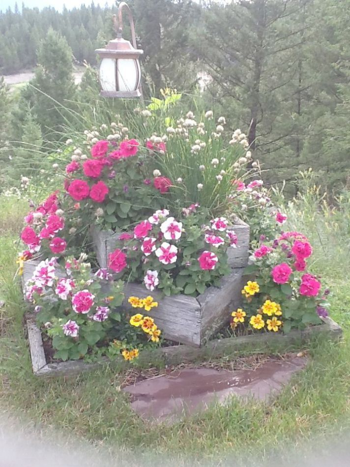 Container Garden Ideas On A Budget An Landscape Ga In 2020 Herb